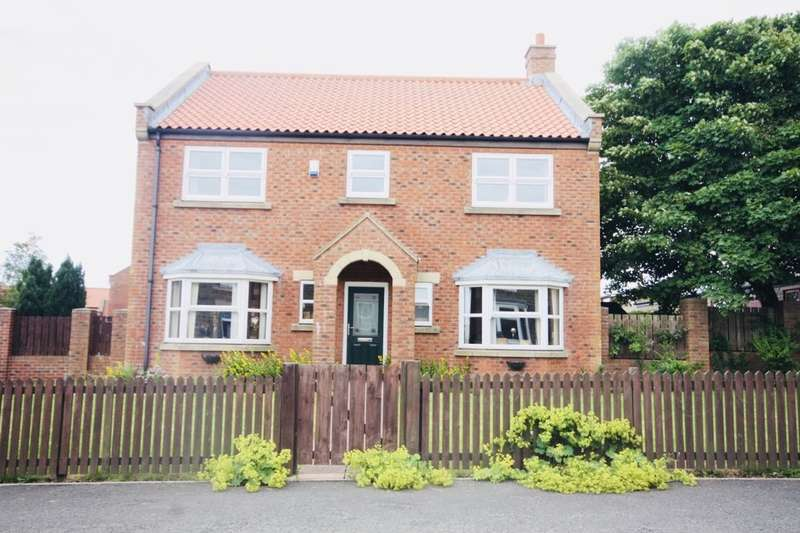 4 Bedrooms Detached House for sale in Freebrough Road, Moorsholm, Saltburn-By-The-Sea, TS12