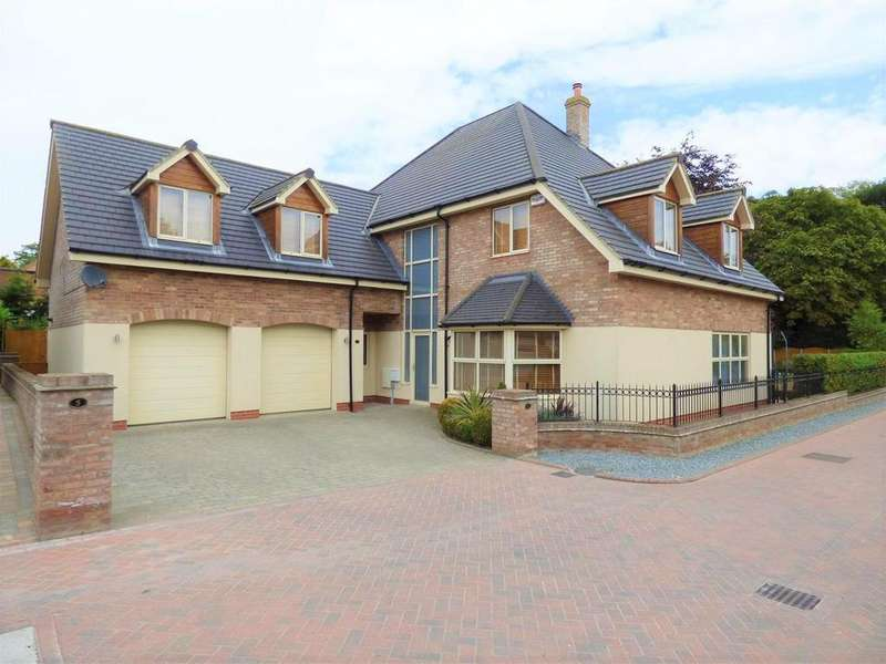 4 Bedrooms Detached House for sale in Merchants Drive, Cottingham