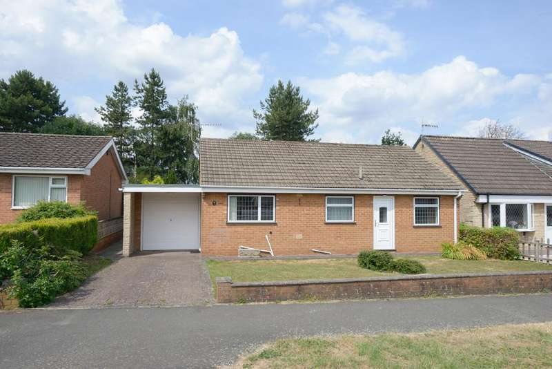 2 Bedrooms Detached Bungalow for sale in St. Philips Drive, Hasland, Chesterfield
