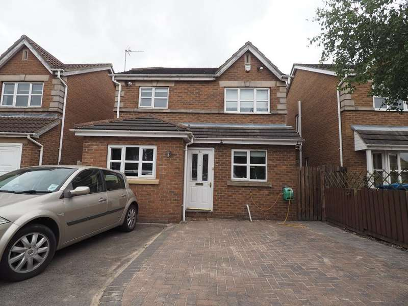 3 Bedrooms Detached House for sale in Mast Drive, Victoria Dock, Hull, HU9 1ST