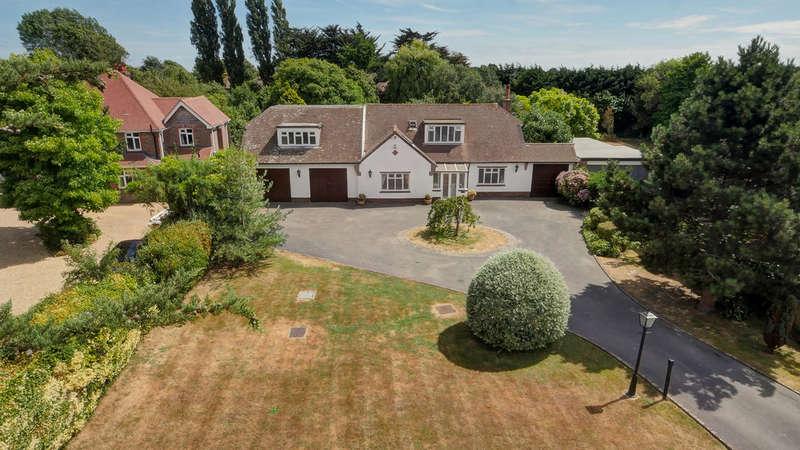 5 Bedrooms Detached House for sale in Littlehampton Road, Ferring