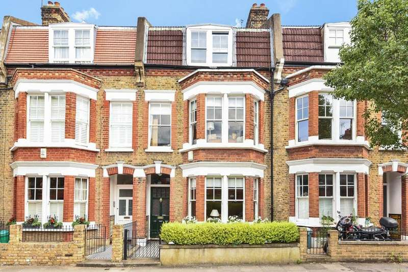 5 Bedrooms Terraced House for sale in Bangalore Street, Putney