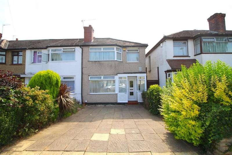 3 Bedrooms End Of Terrace House for sale in Charlton Road, Edmonton, N9