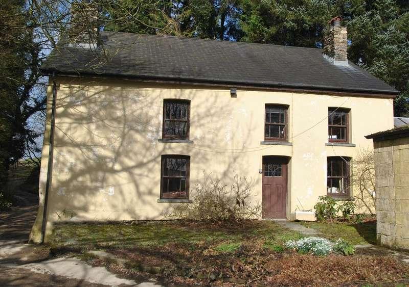 4 Bedrooms Detached House for sale in Blaen y Coed CARMARTHENSHIRE