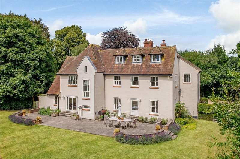 6 Bedrooms Detached House for sale in Vernham Street, Andover, Hampshire