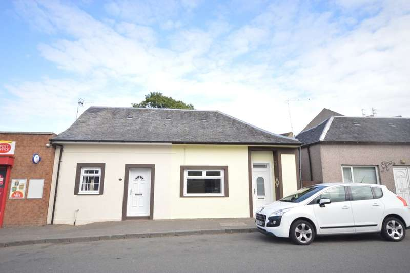 2 Bedrooms Bungalow for sale in Main Street, Coalsnaughton, Tillicoultry, FK13