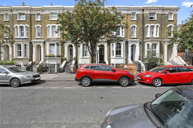 3 Bedrooms House for sale in Morgan Street, Bow, London, E3