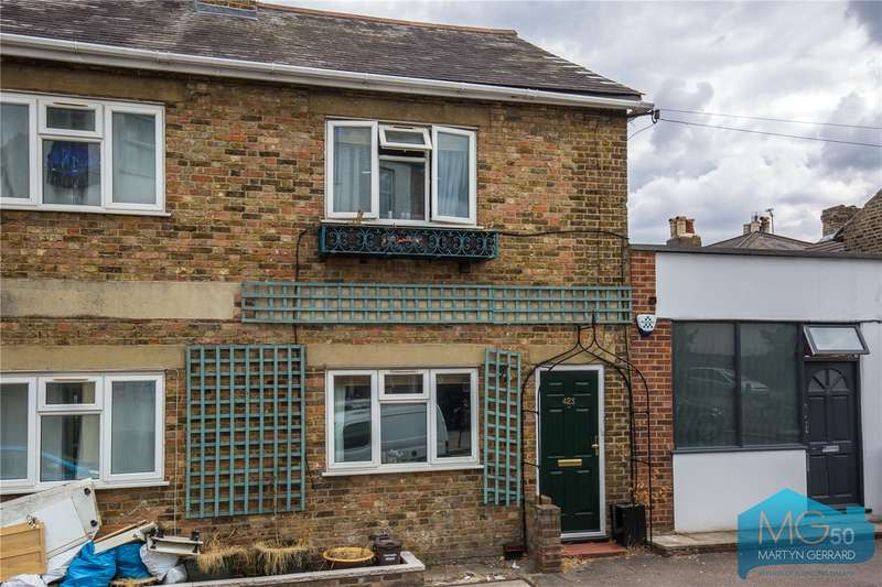 2 Bedrooms End Of Terrace House for sale in Long Lane, East Finchley, London, N2