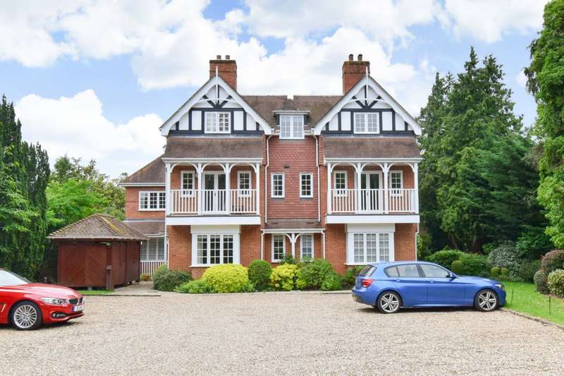 2 Bedrooms Flat for sale in Glenore, Berries Road, Cookham, SL6