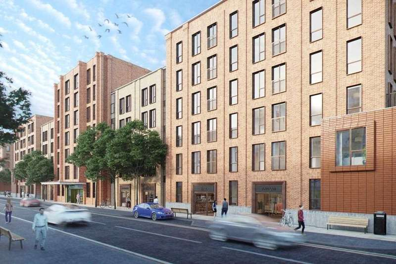 4 Bedrooms Apartment Flat for sale in Bridgewater Wharf, 257 Ordsall Lane, Manchester