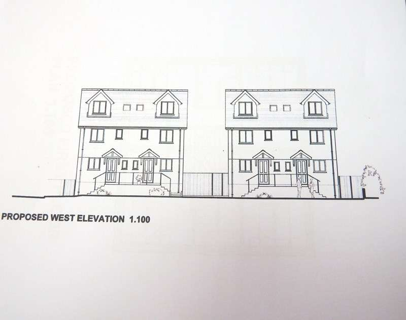 Plot Commercial for sale in St. Pirans Road, Perranporth