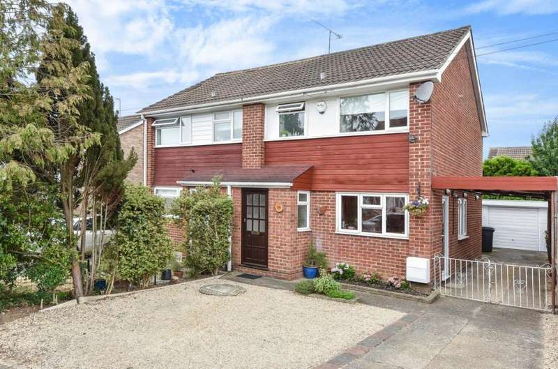 3 Bedrooms Semi Detached House for sale in Westborough Road, Maidenhead, SL6
