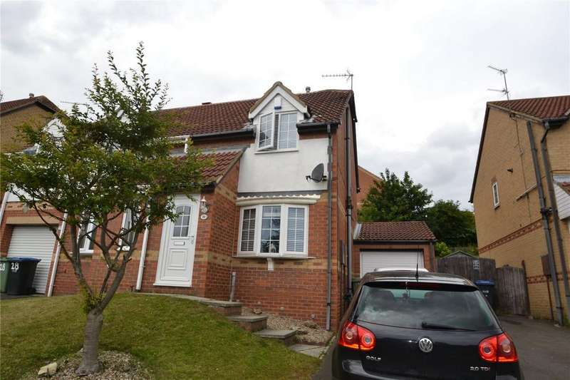 2 Bedrooms Semi Detached House for sale in Barsloan Grove, Peterlee, Co.Durham, SR8