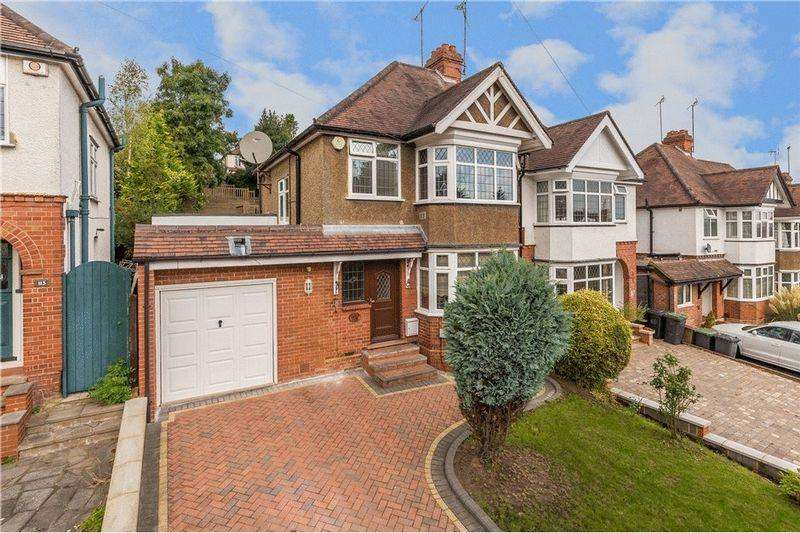 3 Bedrooms Semi Detached House for sale in Cutenhoe Road