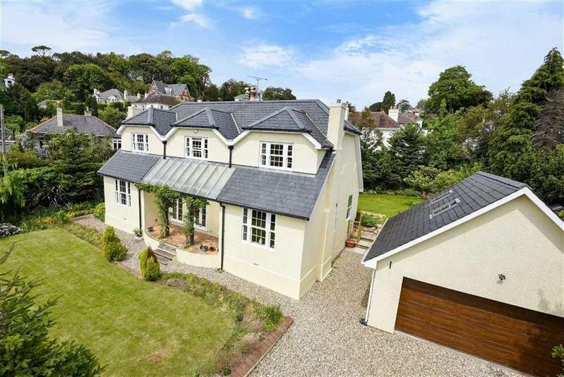 4 Bedrooms Detached House for sale in St Katherines Road, Torquay, TQ1