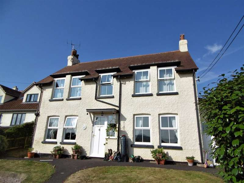 4 Bedrooms Detached House for sale in Seaton Down Hill, Seaton