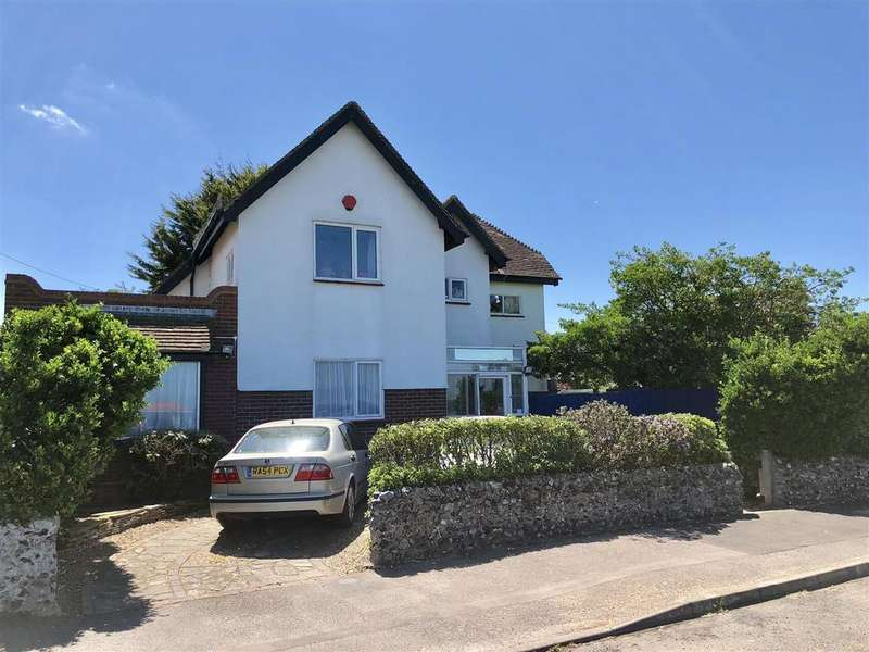 4 Bedrooms Detached House for sale in Cliff Road, Birchington
