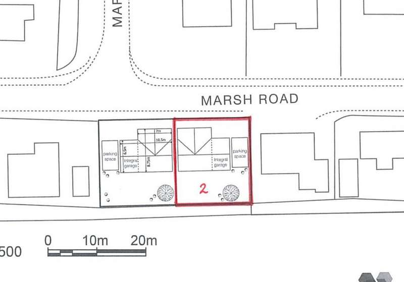 Land Commercial for sale in Marsh Road, Gedney Drove End