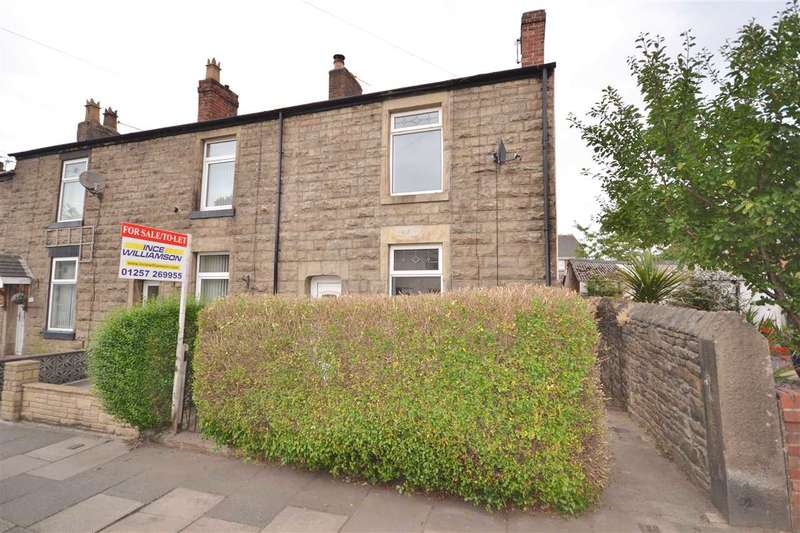 2 Bedrooms Cottage House for sale in Chorley Road, Adlington, Chorley