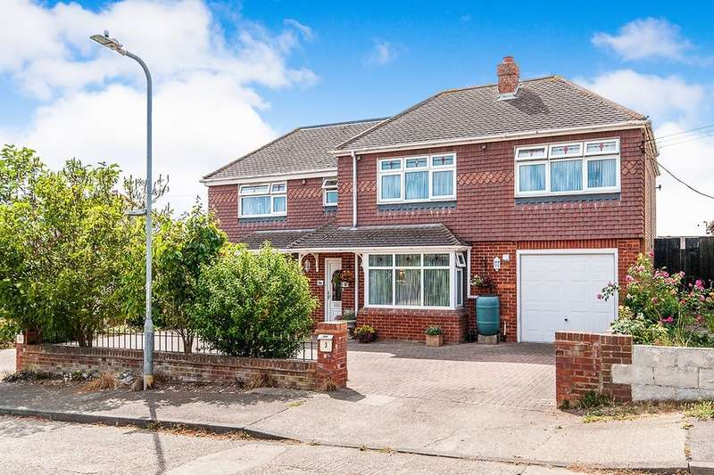 6 Bedrooms Detached House for sale in Sea View Road, Cliffsend, Ramsgate, CT12