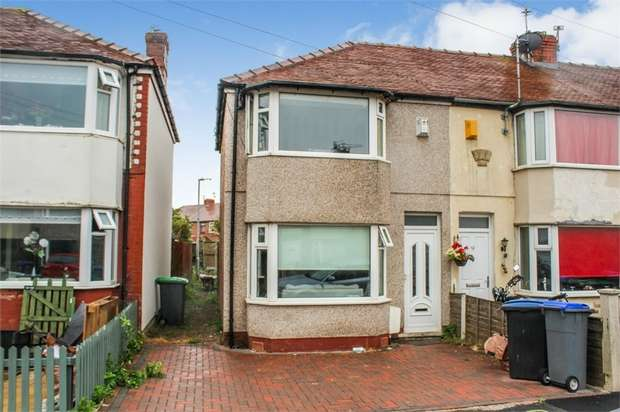 2 Bedrooms Terraced House for sale in Westbank Avenue, Blackpool, Lancashire