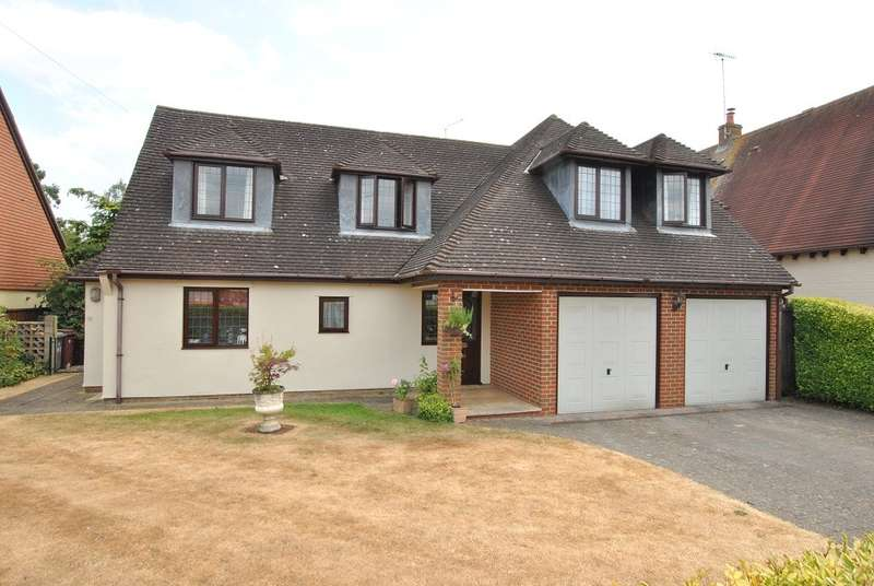 4 Bedrooms Detached House for sale in Caversham