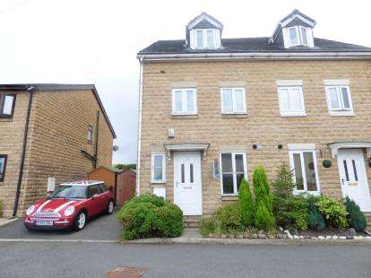 4 Bedrooms Semi Detached House for sale in Apex Close, Burnley, Lancashire