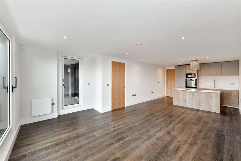 2 Bedrooms Flat for sale in Century Quarter House, 25 Downham Road, N1