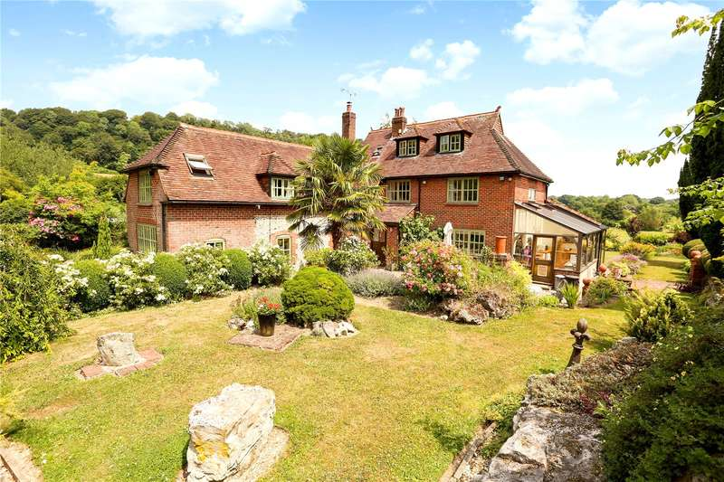 6 Bedrooms Detached House for sale in Hawkley, Liss, Hampshire, GU33