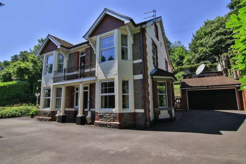 6 Bedrooms Detached House for sale in Commercial Road, Crumlin, Newport