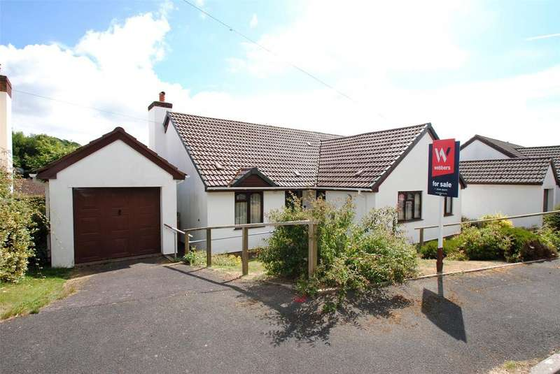 3 Bedrooms Detached Bungalow for sale in The Green, Brushford
