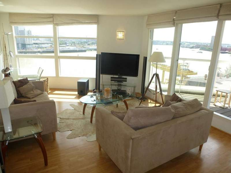 2 Bedrooms Apartment Flat for sale in Aurora Building, 164 Blackwall Way, London, E14