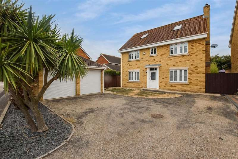 5 Bedrooms House for sale in Canvey Island