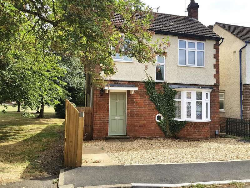 3 Bedrooms Detached House for sale in Kings Road, Market Harborough
