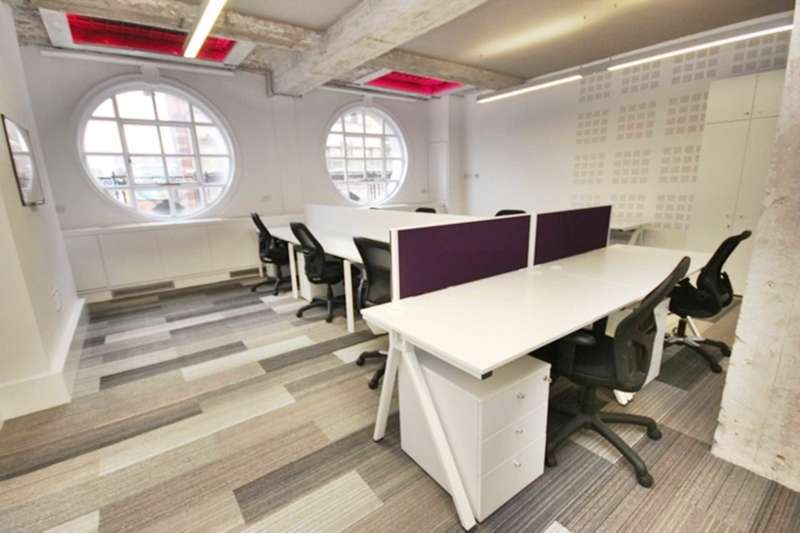 Office Commercial for rent in King Street, Manchester