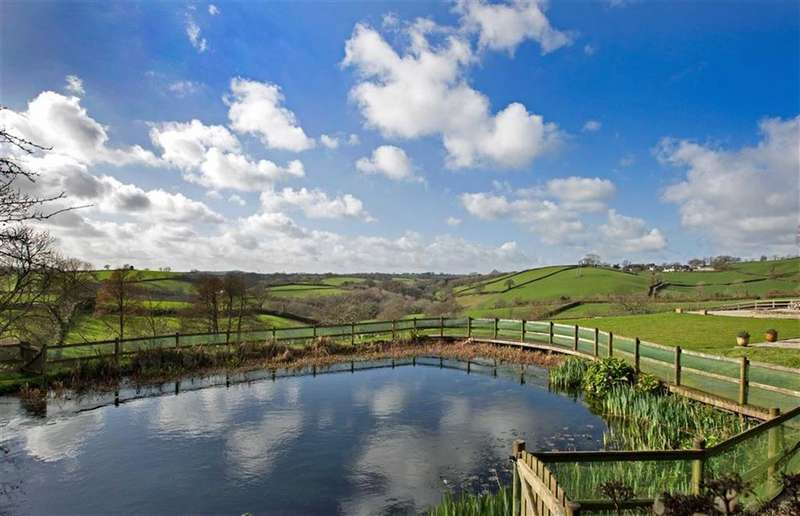 Detached House for sale in Saltash, Cornwall, PL12