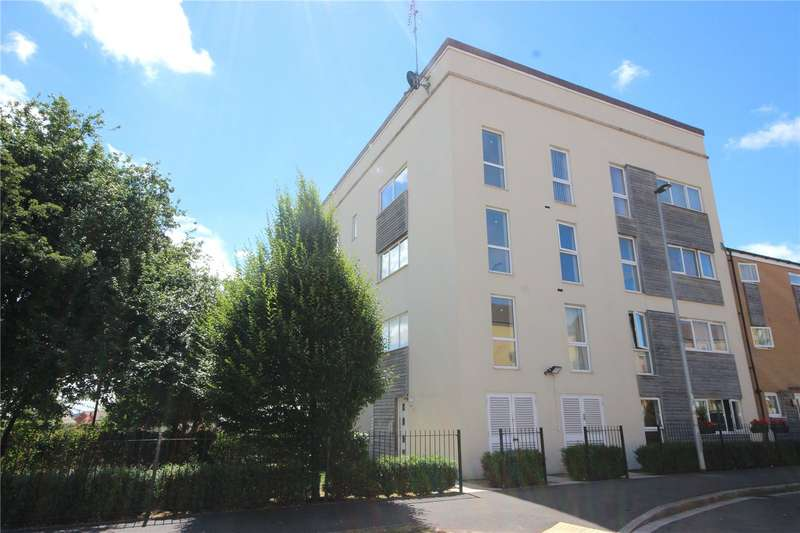 2 Bedrooms Flat for sale in Ringsfield Lane Charlton Hayes Patchway BS34