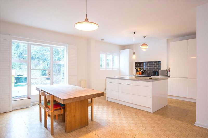 4 Bedrooms Semi Detached House for sale in Crescent Road, Crouch End, London, N8