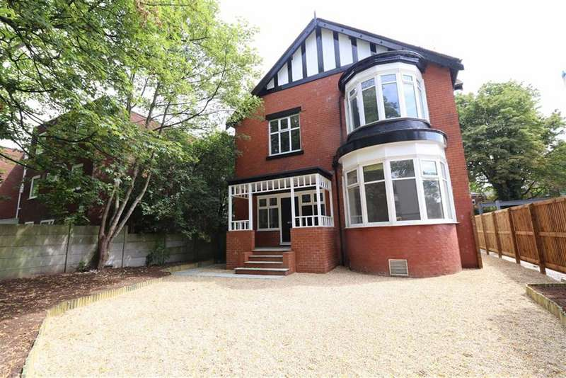 6 Bedrooms Detached House for sale in Carlton Road, Whalley Range, Manchester, M16