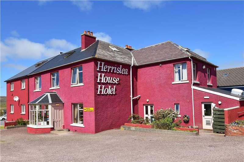 Hotel Gust House for sale in Herrislea House Hotel Veensgarth, Shetland, ZE2