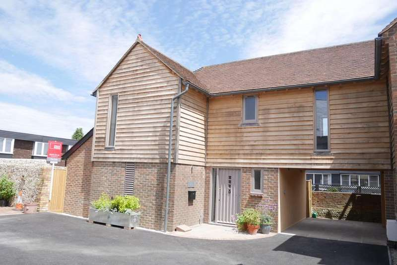 2 Bedrooms Semi Detached House for sale in Walkers Rest, Star Lane, Alfriston, East Sussex, BN26