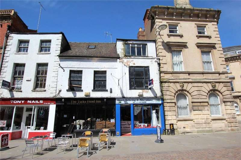 4 Bedrooms Terraced House for sale in Southgate Street, Gloucester, GL1