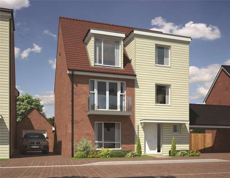 5 Bedrooms Detached House for sale in Eagle Rise, Channels Drive, Chelmsford, Essex, CM3