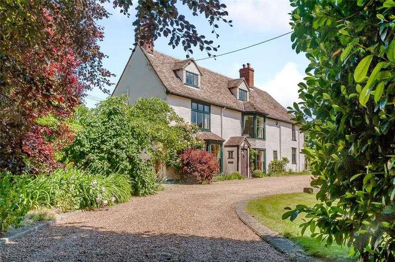6 Bedrooms Detached House for sale in Church Lane, Little Eversden, Cambridge, CB23