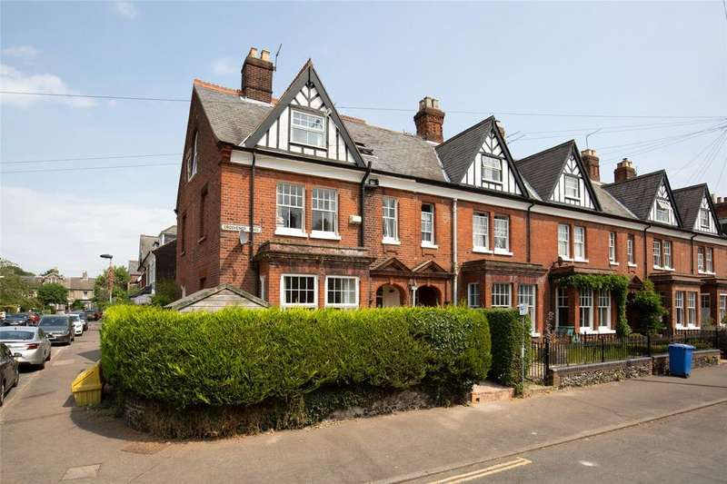 5 Bedrooms End Of Terrace House for sale in Grosvenor Road, Norwich, Norfolk, NR2