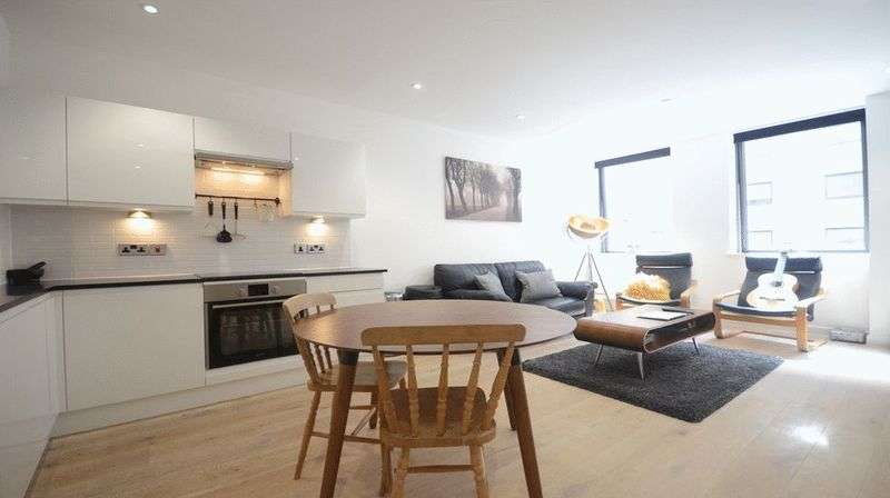 1 Bedroom Property for sale in Garrard Street, Reading