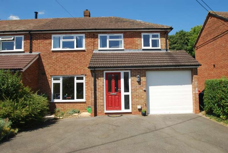 5 Bedrooms Semi Detached House for sale in Longwood Lane, Amersham, HP7
