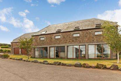 4 Bedrooms Detached House for sale in Ross Farm Steading, Madderty