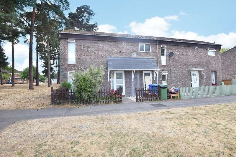 3 Bedrooms Semi Detached House for sale in Helmsdale, Bracknell, Berkshire, RG12