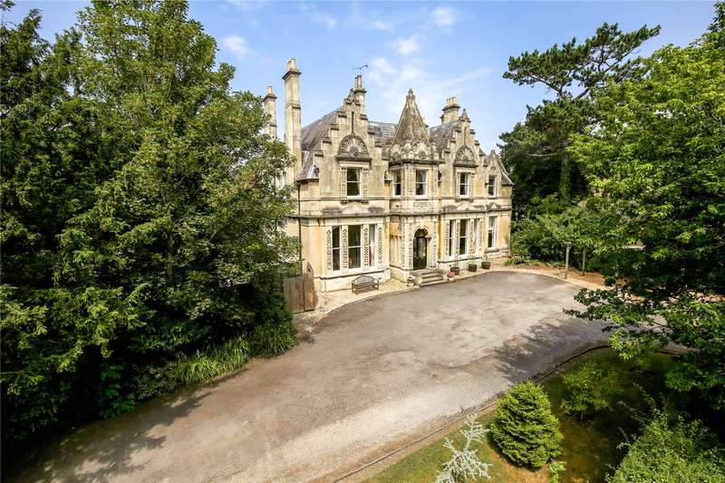 6 Bedrooms Detached House for sale in Christ Church Road, Cheltenham, Gloucestershire, GL50